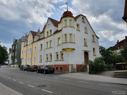 Am Rande der SC-Innenstadt 359 m² Wohnfl., zwei Gebäude, ein Grundstück!