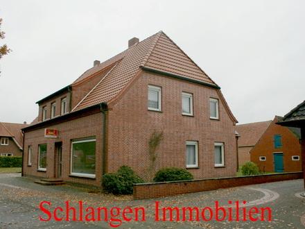 Objekt Nr.: 18/714 Wohn-,Geschäftshaus mit Werkstatt, Halle u.Stall in der Hansestadt Friesoythe OT Markhausen