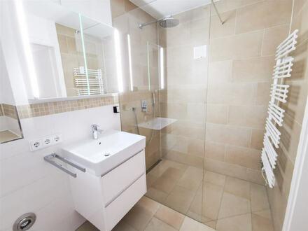 Neuwertige 3-Zimmer-Erdgeschoss-Wohnung mit gehobener Ausstattung