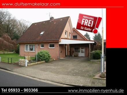 Geräumiges Einfamilienhaus ** Kaminofen **provisionsfrei für Käufer**