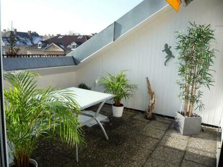 Stilvolle Dachwohnung im beliebten Bismarckviertel!