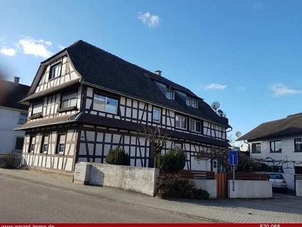 Im Herzen von Lichtenau! 3 Zimmer-Wohnung zu erwerben ; auch Kapitalanleger finden hier Ihr Glück !