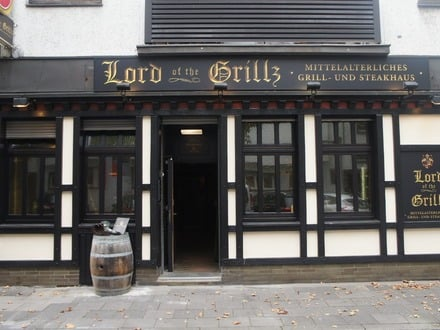 Einzigartiges Grill & Steakhaus im mittelalterlichen Ambiente