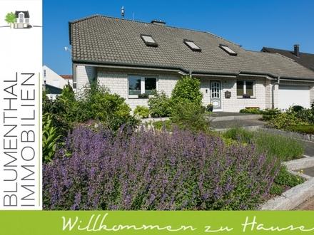 Gepflegtes Wohnhaus mit großzügigen Garten in top Lage von Werther