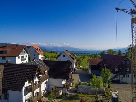 Neubau mit Panorama See- und Bergblick!