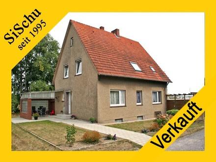 --Verkauft-- Kleines Eigenheim in Rödinghausen