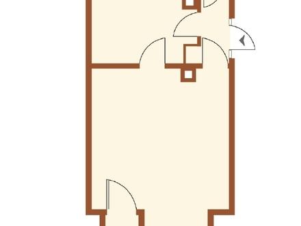 """Helles 2-Zimmer Erdgeschoss in zentrumsnaher Lage (Näge Eugensplatz)"""""""