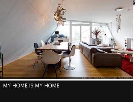 RIEDENBURG   Exklusive Terrassenträume im neuen Penthouse
