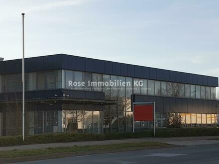 ROSE IMMOBILIEN KG: Moderne Büroflächen im Industriegebiet!