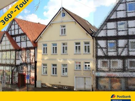 4 Parteien - Mehrfamilienhaus! Ein Charakterkopf der Rintelner Altstadt!