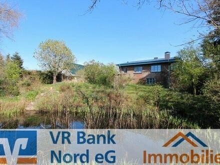 Wohnen in exklusiver Naturlage - Einfamilienhaus mit Garage