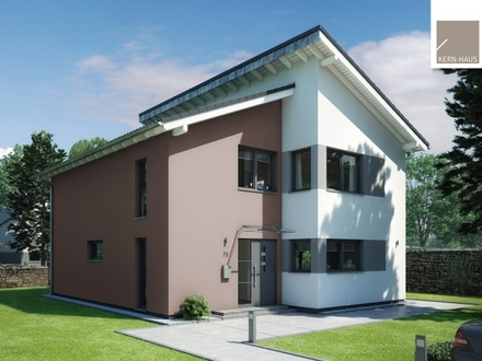 Maximaler Wohnkomfort - Weil Sie es sich wert sind! (KfW-Effizienzhaus 55)