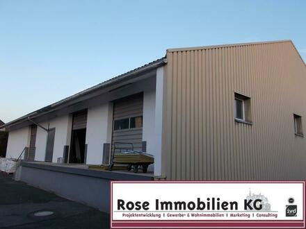 ROSE IMMOBILIEN KG: Lager-/Produktion mit TOP Betriebsleiterwohnung in Bad Oeynhausen!