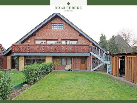 Autarke Wohneinheit in gepflegtem Zweifamilienhaus mit viel Platz und schönem Garten in Nordkirchen