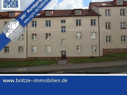 Eine gepflegte 3-Raum-Wohnung in zentrumsnaher Lage von Zeitz!