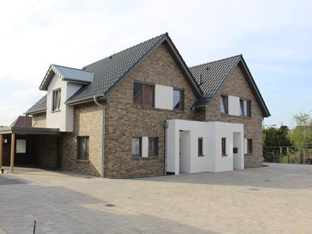 Ein bezauberndes Zuhause ! Neubau/Erstbezug ! Doppelhaushälfte am alten Hafen von Haren (Ems)