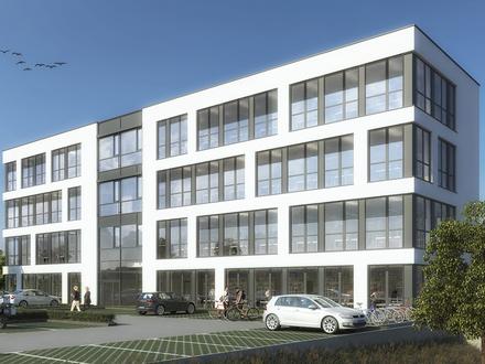Vermietung attraktiver Büroflächen in projektiertem Neubau mit Gastronomiefläche