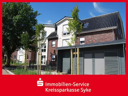+++ Exklusive Mietwohnung, Neubau mit Garage und Stellplatz +++