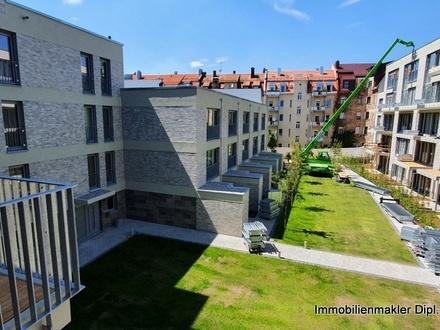 Erstbezug - 4 Zi. Neubau Wohnung in Nürnberg Eberhardshof