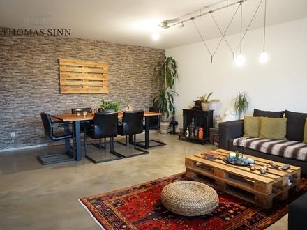 Attraktive 3,5 Zimmerwohnung mit großzügiger Wohnfläche und schönem Blick auf die Weinberge