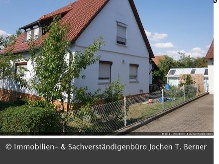 Nettes älteres Häuschen in Sulzdorf - vermietet - Open house 25.8. - 10 Uhr