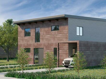 Großzügig geschnittenes Einfamilienhaus- Neubauprojekt Lüttje Siedlung in Wittmund / OT Blersum - Wohnen in idyllischer Küstennähe