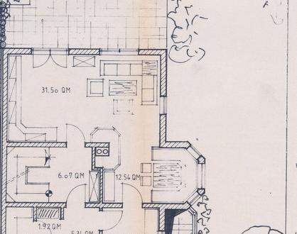 DHH 194 m² sofort 1.800,- 100,- 6,5 Zi., Diedorf, Garage, Terr., Bj. 1990,...