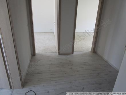 Flur einer renovierten Wohnung