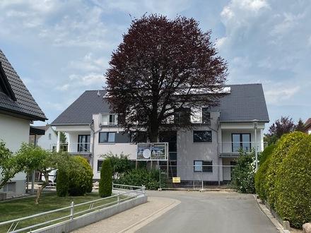 VERMIETET!!! Erstbezug!!! Traumhaftes Wohnen mit großer Dachterrasse in Bad Oeynhausen!