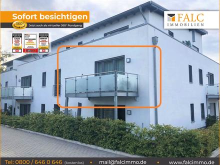 Repräsentative, moderne Wohnung in optimaler Lage sofort bezugsfrei - seniorengerecht -
