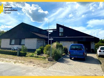 Kein 08-15! Einfamilienhaus mit super Raumaufteilung in Börger!