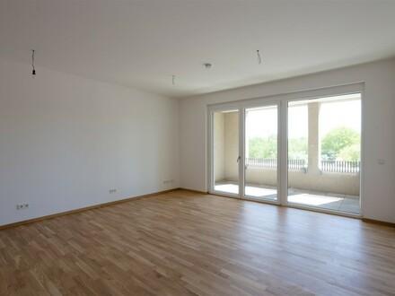 3-Zimmer-Wohnung mit Balkon, Loggia und Wannenbad