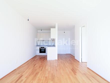 Erstbezug: Moderne 2-Zi.-Wohnung mit Terrasse in bester Lage von Wien-Donaustadt!