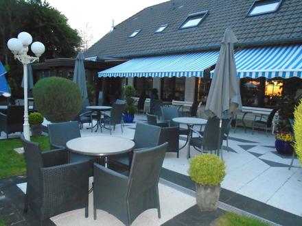 Loxstedt: Hotelanwesen direkt am See, Alleinlage, 4000 m² Grundst. Zweitbebauung möglich., Objekt 4959
