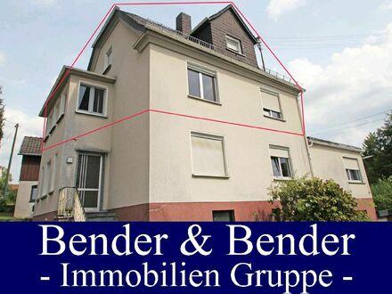 Gemütliche Maisonette- Wohnung mit Stellplatz und Kellerraum!