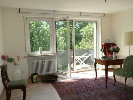 Balkonzimmer Osten (Ess- oder Wohnzimmer)