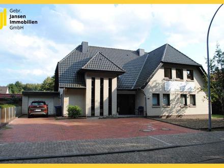 Großzügiges Wohn- und Geschäftshaus mit separatem Bauplatz in Elisabethfehn!