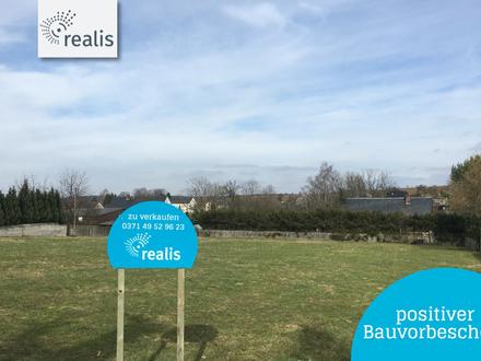 Wohnen auf dem Land+++traumhaft großzügiges Grundstück direkt am Feld