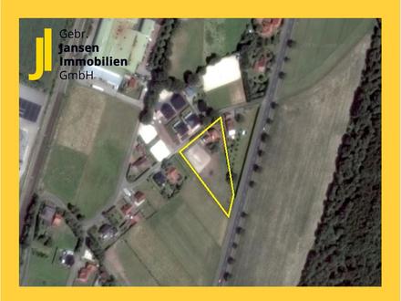 GEGEN GEBOT - 4.225,00 m² großes Baugrundstück mit Abrissimmobilie in Haren-Emmeln - Nähe B70
