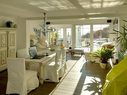 Bad Soden-Neuenhain: Hampton Style/Mediterranes Wohnambiente in exzellenter Blicklage