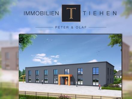 Neubau eines Bürogebäudes in Meppen! Frei ausbaubar nach Wunsch des Mieters! Fertigstellung 2018