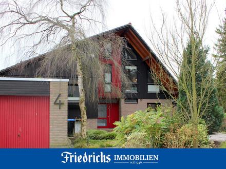 Großzügiges Architekten-Wohnhaus in ruhiger und naturnaher Wohnlage in Varel / Obenstrohe