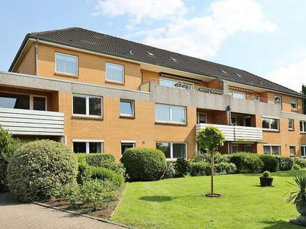 TT Immobilien bieten Ihnen: Gepflegte 4-Zimmer-Wohnung in ruhiger Lage von Sande-Mariensiel!