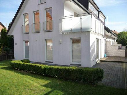VERKAUFT!!! Gepflegte Erdgeschosswohnung mit Garten in Bad Oeynhausen