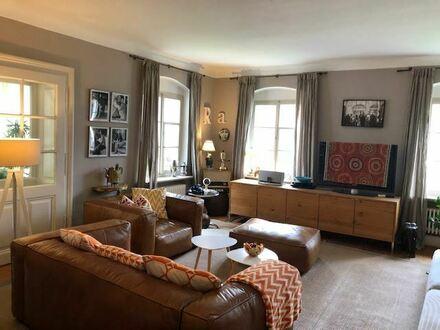 5 Zimmer Altbauwohnung in einem herrschaftlichen Stadthaus in Nonntal Salzburg Stadt