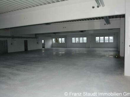 Neubau: Moderne Hallenflächen in Kleinostheim