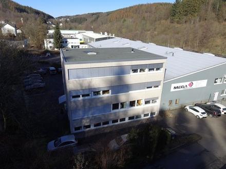 Büroetage mit Nutzfläche im UG in Siegen (Numbach)