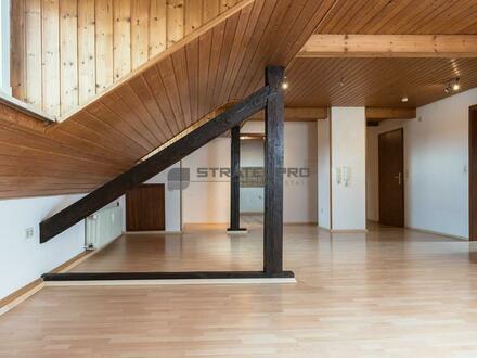 Gemütliche Dachgeschoßwohnung - günstiger Preis