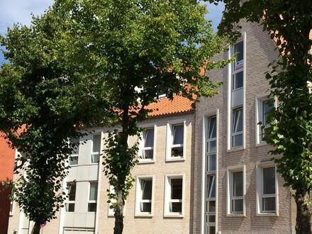 Über den Dächern der schönen Flensburger Altstadt !
