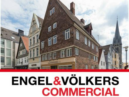 Historische Anlageimmobilie in Detmold